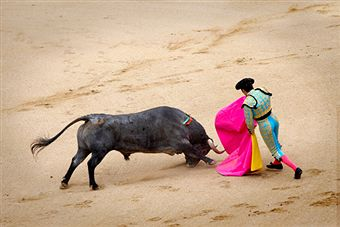 bull-fighting-spain
