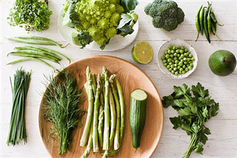 calcium-from-green-vegetable