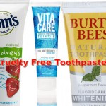 Cruelty Free Toothpaste with and Without Fluoride