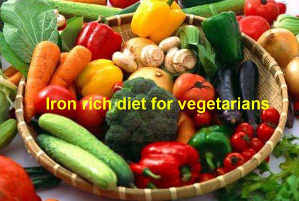 iron-rich-veggie-diet