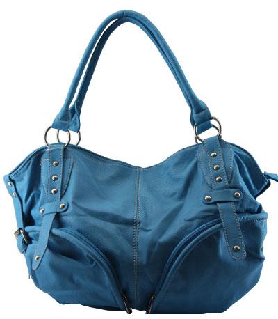 vinyl-purse